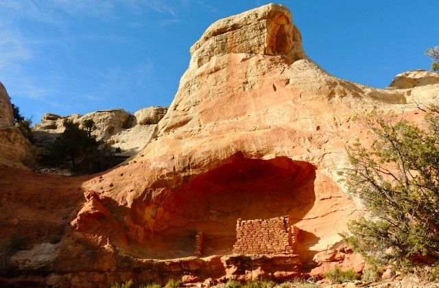 Canyons of the Ancients National Monument ruins