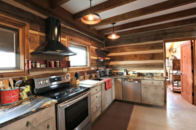 Wagstaff Cabin - Kitchen 2