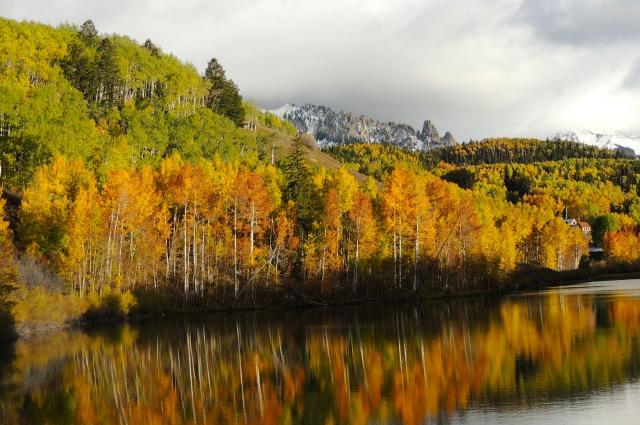 Fall around Telluride