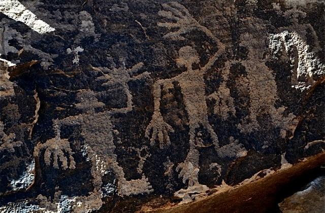 Petroglyph @ McElmo Canyon