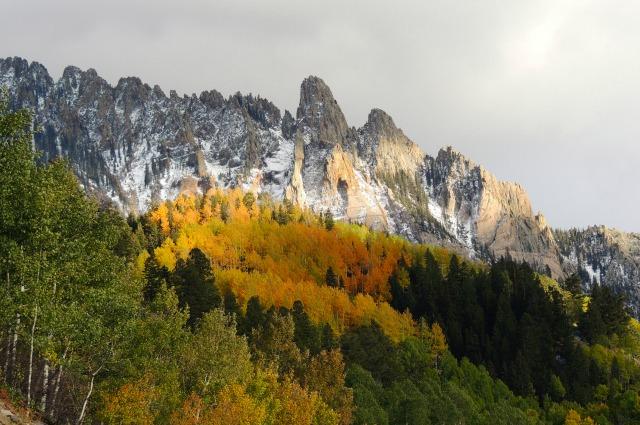 Telluride Mountain 3
