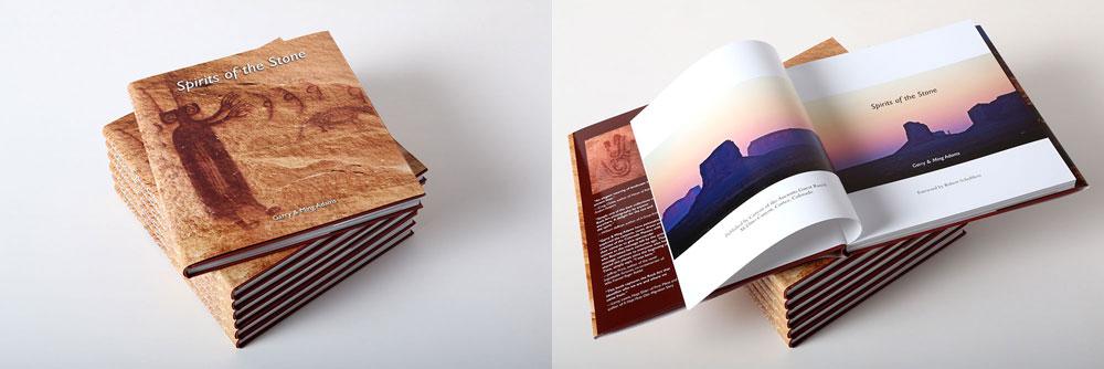 Book on petroglyphs and rock art