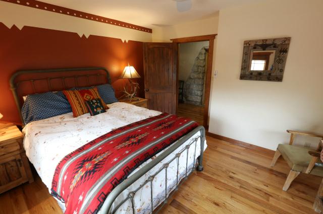 Stone House - Bedroom