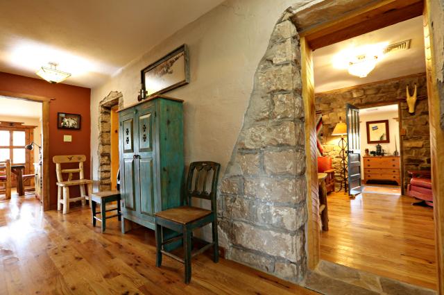 Stone House - Hallway