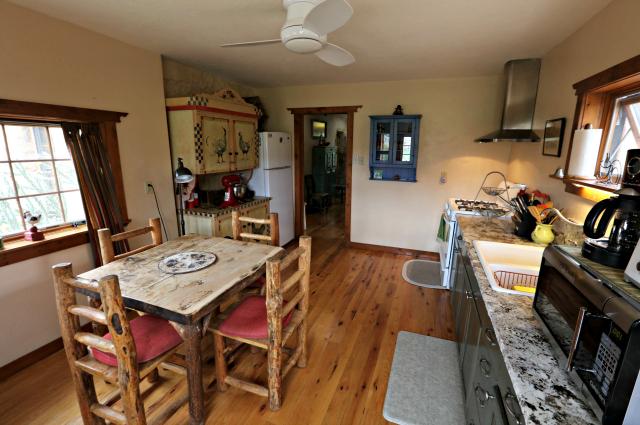 Stone House - Kitchen (back)