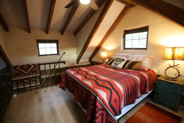 Wagstaff - Loft bedroom