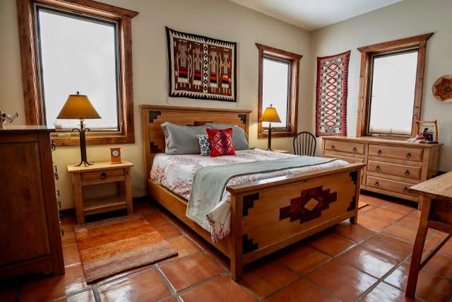 Master Bedroom-Ranch House